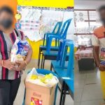 B40 Families in Six Areas Receive Aid from FreeMakan