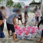Food Aid By FreeMakan Ensures A Joyful Merdeka Celebration For Refugees